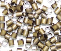 Crimp Tube 1.5mm 1000pcs Bronze