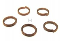 Splitring 5mm Copper 500g