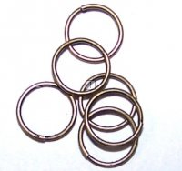 Jumpring 5mm Antique Bronze 500g