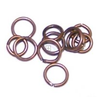 Jumpring 5mm Antique Copper 500g