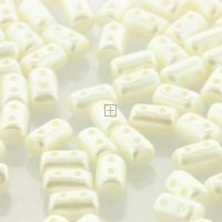 Czech Rulla 3x5mm 22g Pastel Lt Cream / Off White