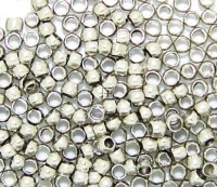 Crimp Bead Round 1.5mm 250 Antique Silver