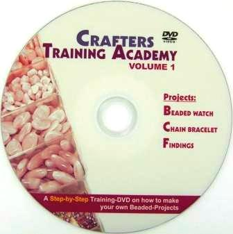 Crafters Training Academy Volume 1