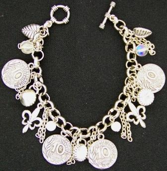 Kit - Fancy Charm Bracelet