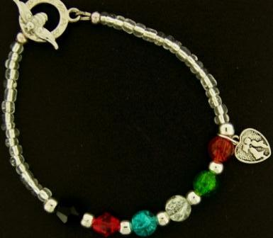 Kit Woman Of The Rainbow Nation Bracelet