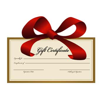 Gift Certificate R100.00
